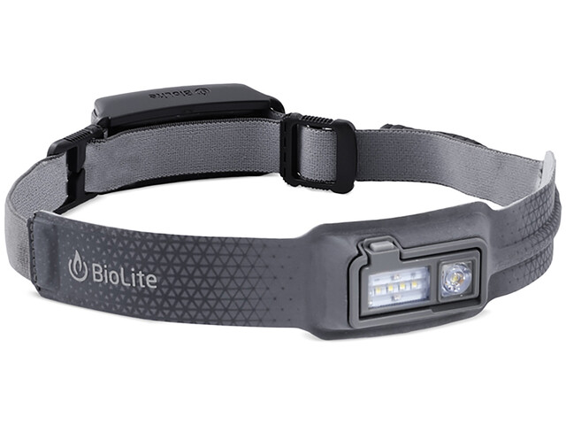 BioLite HeadLamp, grigio